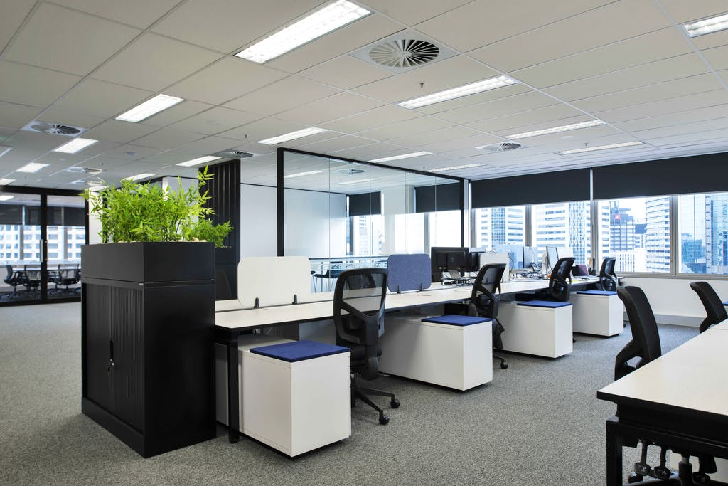 Office Fit out Brisbane