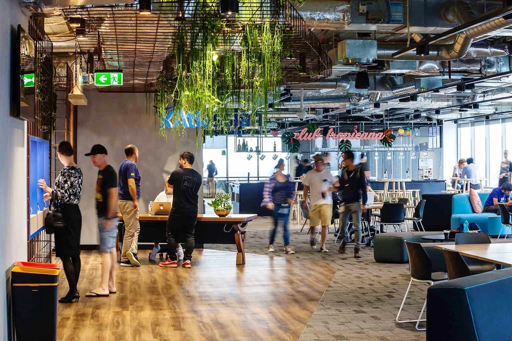 The Best Offices in Australia in 2018 | Urban Group